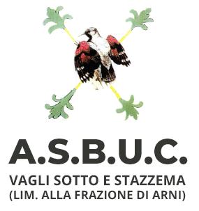 ASBUC Vagli Sotto e Arni Logo